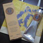 L'OCCITANE(ロクシタン)のシア フットクリームレビュー!ラベンダーの香りと爽やかな使用感☆